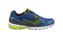 saucony Men's ProGrid Guide 6 blue/citron